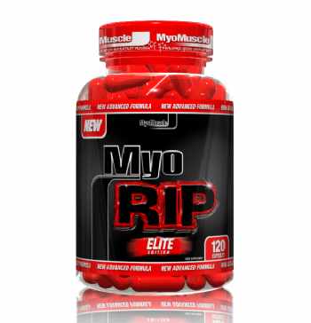 MyoRIP ELITE Edition Fat Burner 120 Capsules
